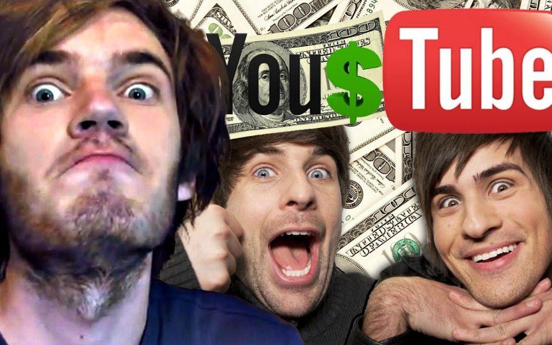 Pourquoi les YouTubers sont-ils si riches?